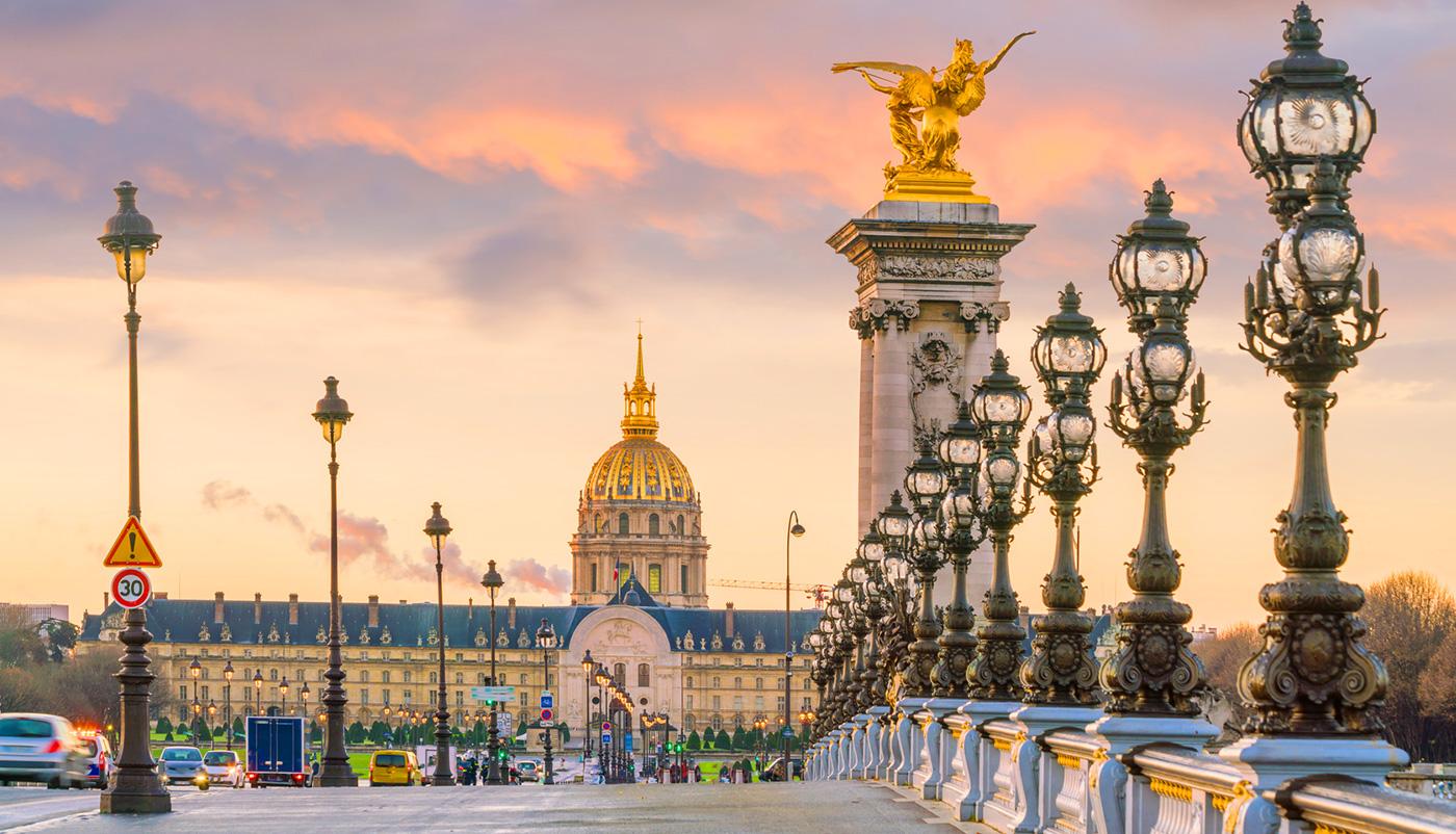 Viaje en Francia